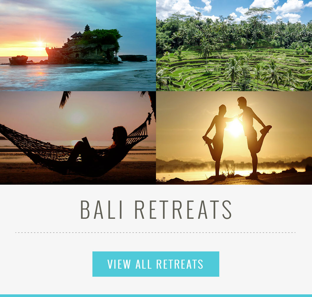 Bali Health Retreats