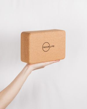 in2urlife cork yoga block